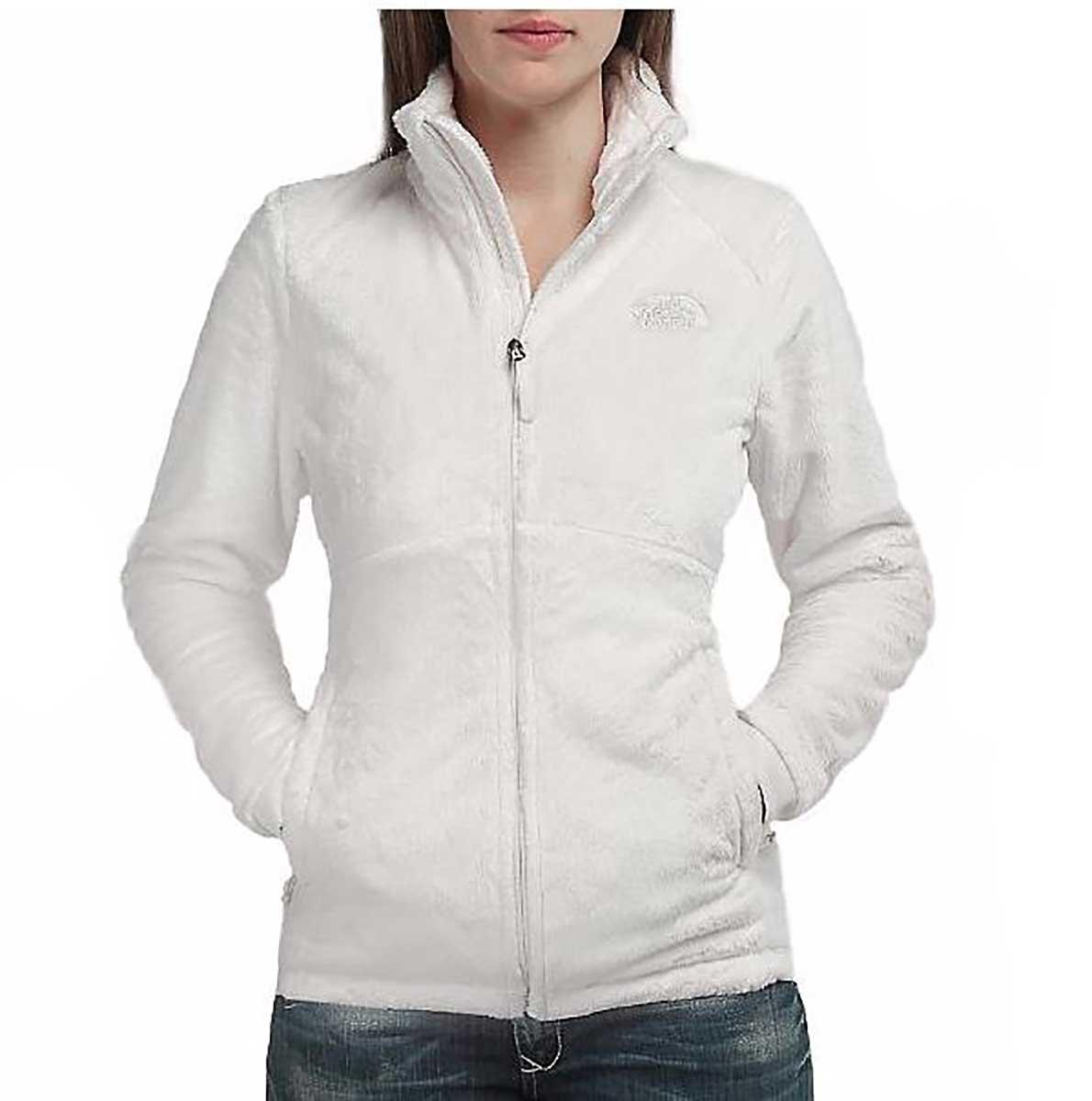 North Face Tech-osito Jacket Womens Style : C663PK-L Gardenwhite