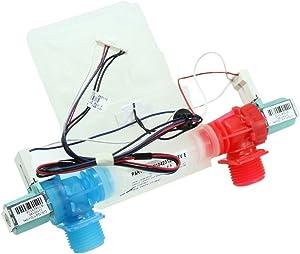 Whirlpool W10683603 Washer Water Inlet Valve Genuine Original Equipment Manufacturer (OEM) Part