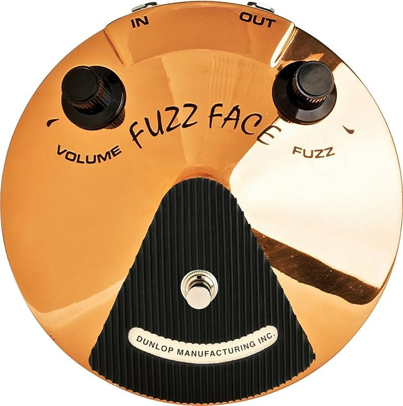 Jim Dunlop JBF3 Joe Bonamassa Fuzz Face
