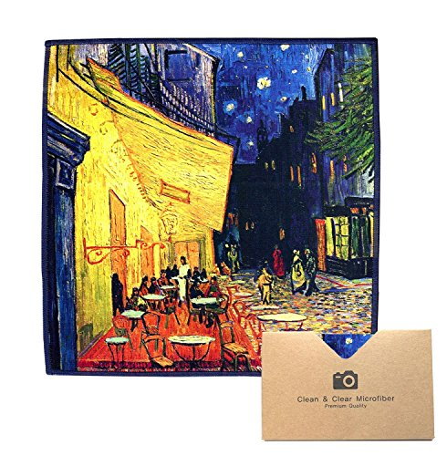 - EXTRA LARGE [4 Pack] Classic Art (Vincent Van Gogh