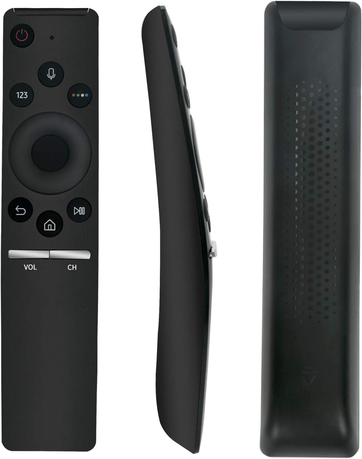 WINFLIKE BN59-01266A RMCSPM1AP1 Replace Voice Remote Control Fit for Samsung Smart 4K Ultra HDTV TV UN55MU630D UN65MU850D UN40MU6300F UN55MU7000FXZA