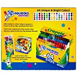 Crayola Pip-Squeaks Skinnies Washable Markers, 64