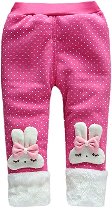 9956c3be67559 Amazon.com: SUNBIBE👻Baby Pants, Infant Girls Solid Polka Dot ...
