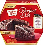 Duncan Hines Perfect Size Cake Mix, Chocolate Lover's, 9.4 Ounce