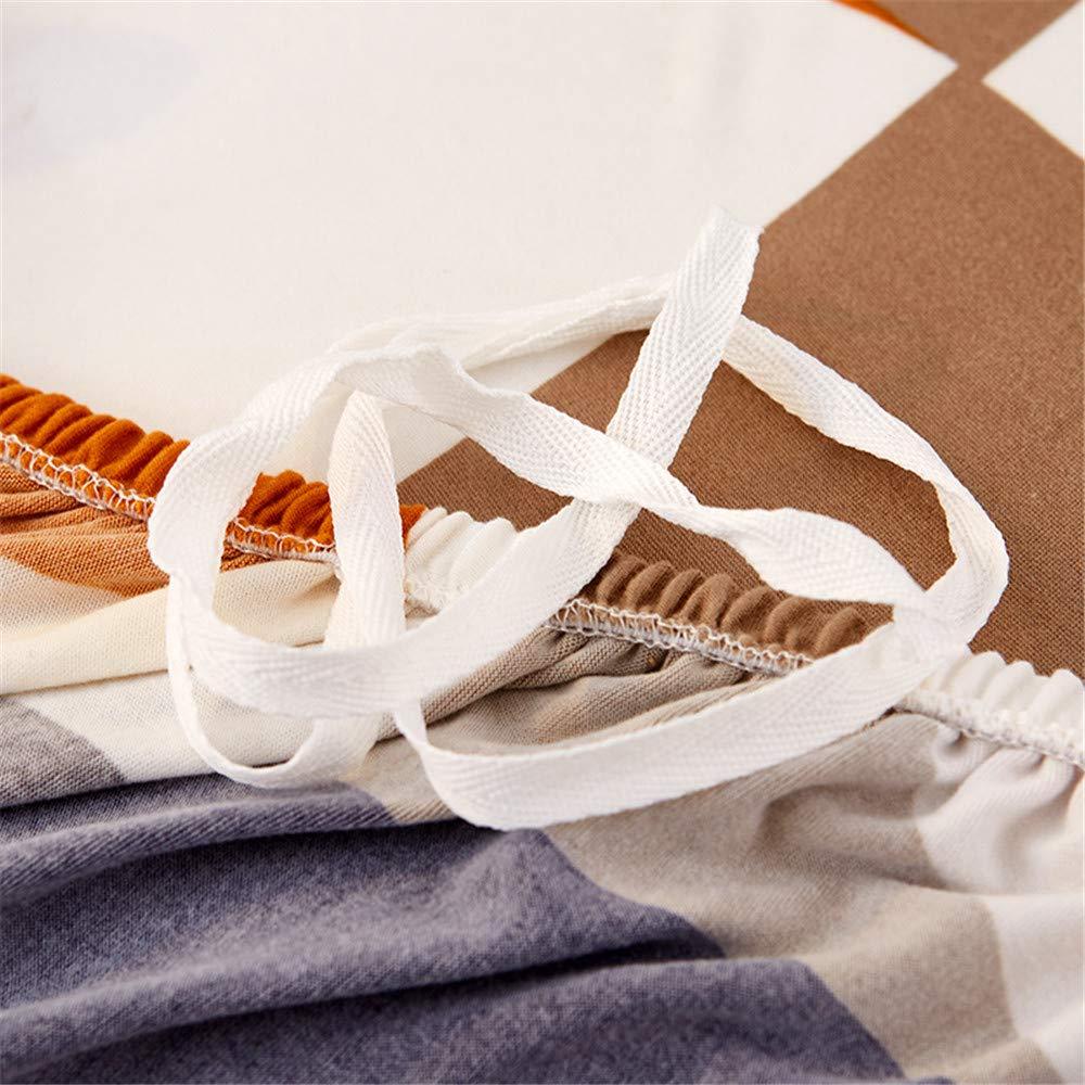 qianqian QIAN Einfache Sofabezug aus Stretch Mode Möbel Set/Schutzhülle Polyester und Elasthan-Materialien sind weich und Antifouling zu Allen Jahreszeiten erhältlich,C,90~140cm