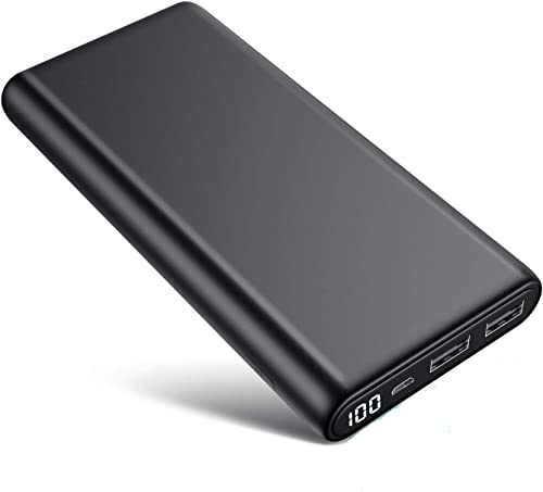 HETP 26,800mAh Portable Power Bank with Digital Display, 2 Output Ports