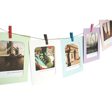 Amazon Jia Jia Trade Diy Paper Photo Frame With Mini