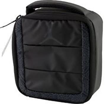 e0645c86417d54 NIKE All World Elite Elephant Print Insulated Sport Lunch Box Food Tote  Reusable Cooler Bag (Black Wolf Grey)  Amazon.ca  Home   Kitchen