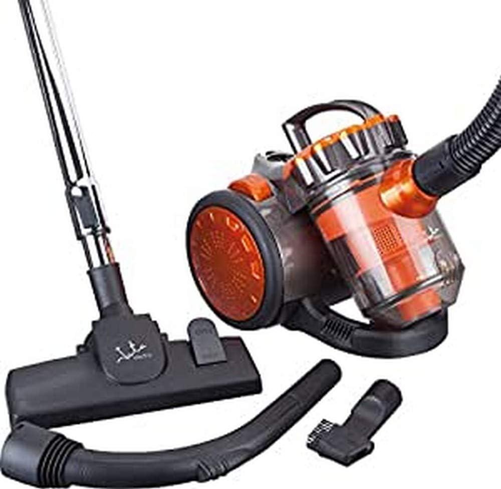 Jata AP999 Aspirador sin Bolsa Eficiencia Energética A Filtros Lavables Caudal de Aire 20,3 l por Segundo Sonoridad 79 decibelios Radio de acción 8 metros Cepillo para Todo Tipo de Suelos: Jata: