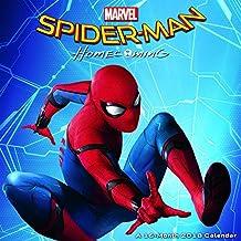 Spider-Man Homecoming Wall Calendar