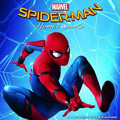 Spider-Man Homecoming Wall Calendar -