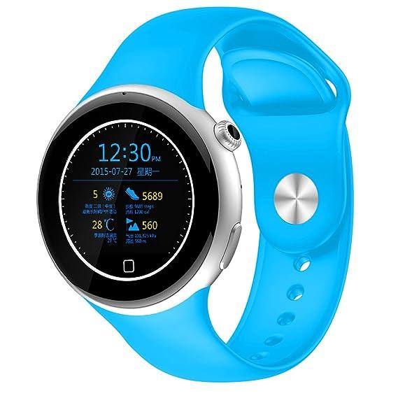 Teckey® Deporte SmartWatch Reloj Inteligente C5 impermeable HD ...