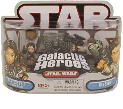 Star Wars Galactic Galaxy Heroes Figure-Death Star Trooper