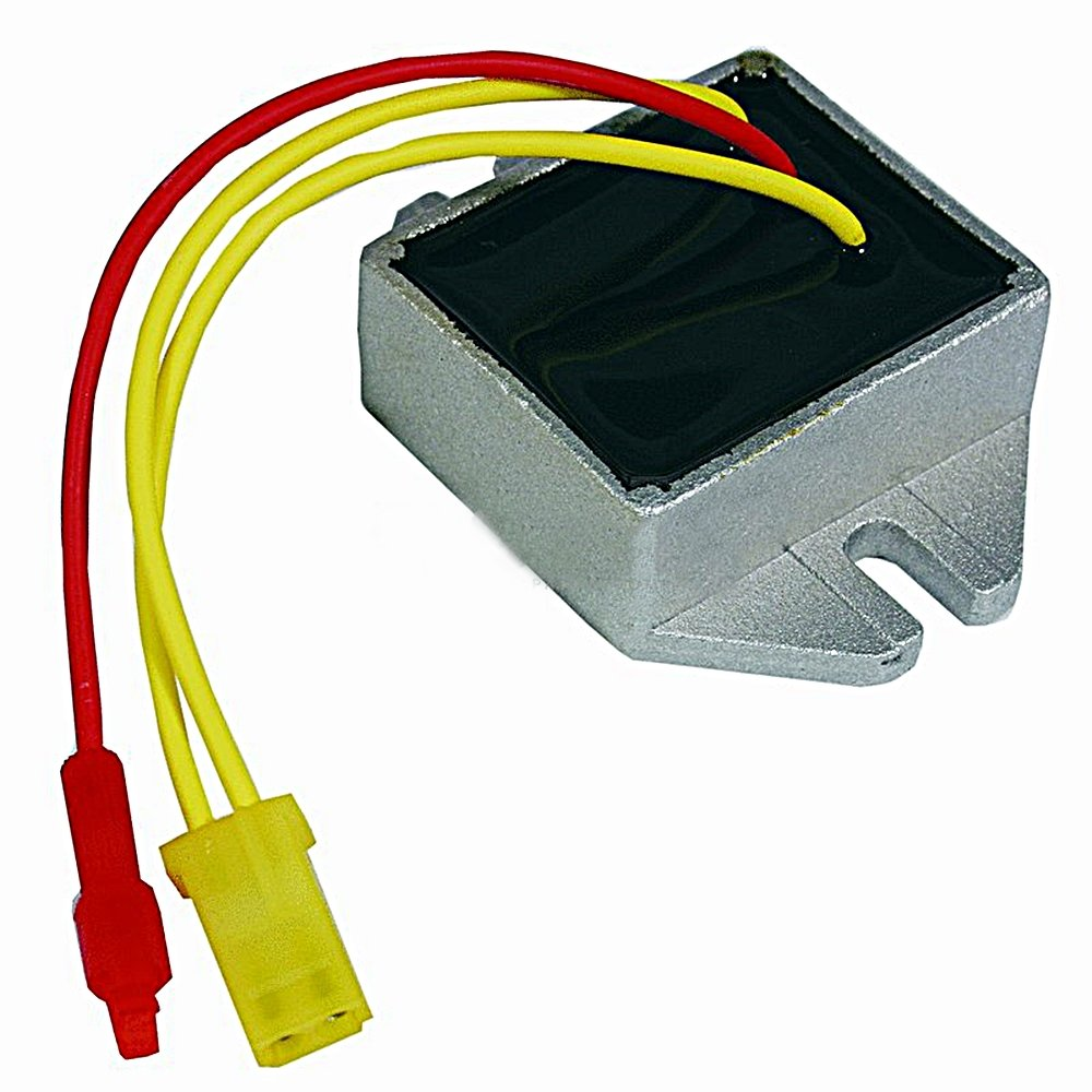 Bolens St 120 Wiring Diagram Stens 435 195 Voltage Regulator Replaces Briggs And Stratton 393374 394890 691185 797375 845907 John Deere Lg691185 Miu12514