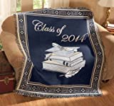 Class Of 2014 Graduation Throw Blanket