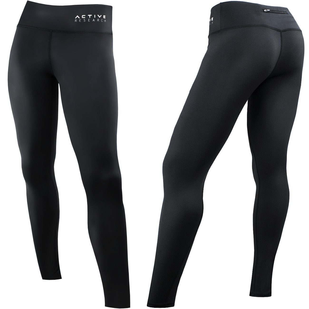 41f203a65 Active Research Women s Compression Pants - Athletic Tights – Leggings for  Yoga