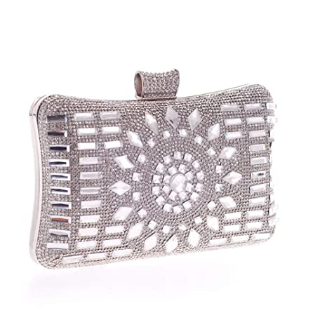 Bolso de Embrague del Sobre Las Mujeres embragues Crystal Evening Bag Clutch Purse Bags Ocasiones Especiales Evening Evening Handbags Bolso de Noche de ...
