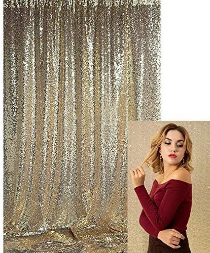 Kate Dekoration Hintergrund Champagner Gold Hintergrund Elektronik