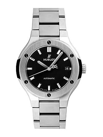 official photos 45e0f f54a2 Amazon | [ウブロ] HUBLOT 腕時計 クラシックフュージョン ...