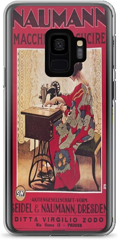 Naumann 0730 - Póster Vintage para máquina de Coser Samsung Galaxy ...