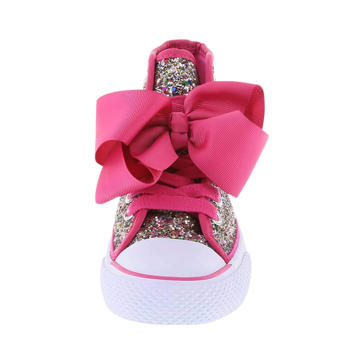 Nickelodeon Shoes Girls JoJo Legacee Sneaker High-Top 079435-Parent