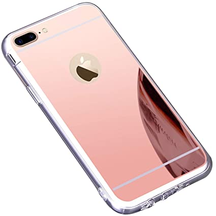 coque iphone 8 plus miroir