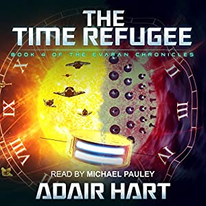 The Time Refugee Audiobook