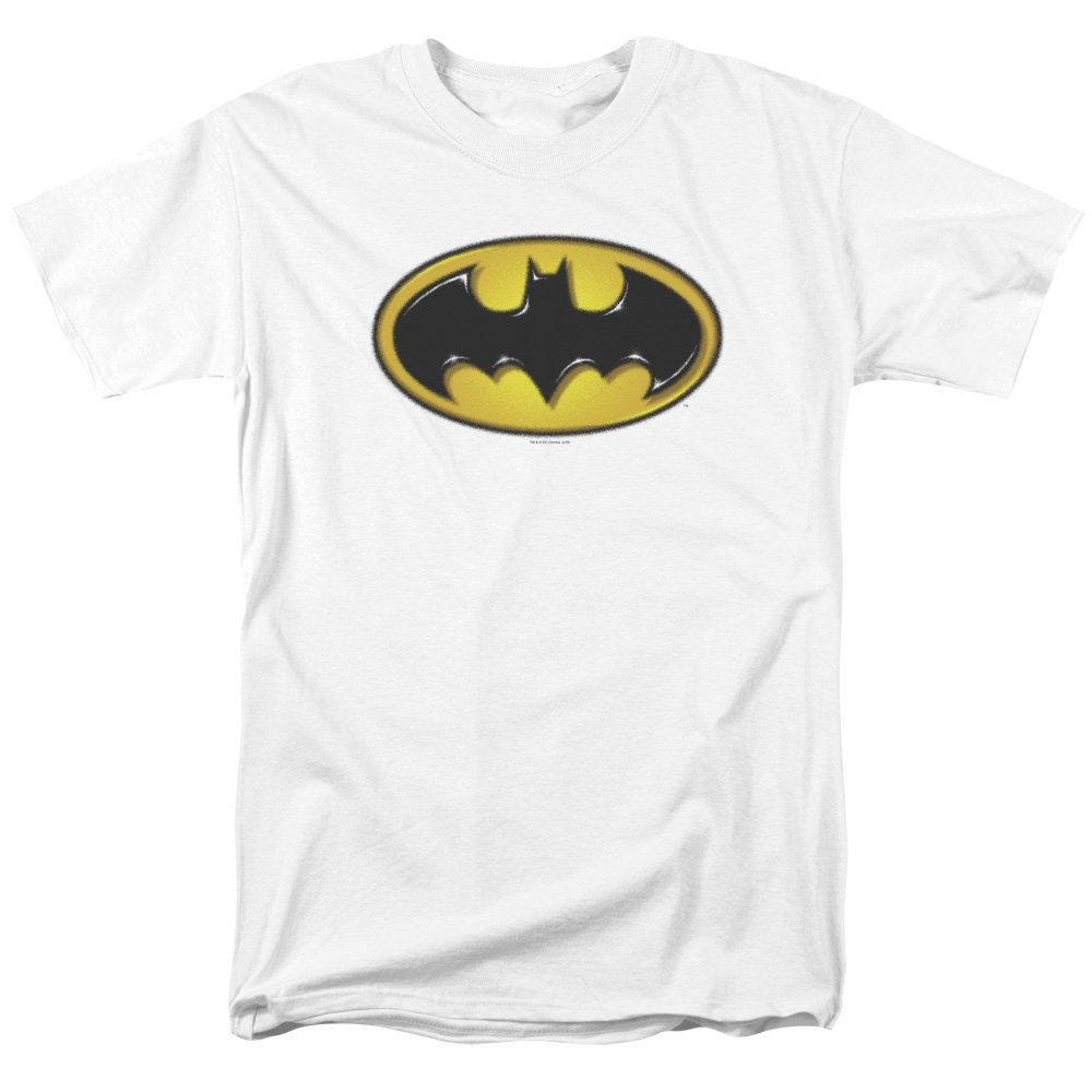 Airbrush Bat Symbol Unisex Adult T Shirt For And 3658