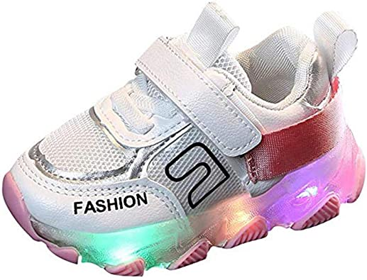 Children Mesh Sports Running Kids Shoes Boys Girls Running Trainers Athletic New