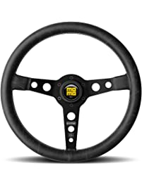 Momo PRH35BK2B Steering Wheel (Prototype Heritage Leather Black)