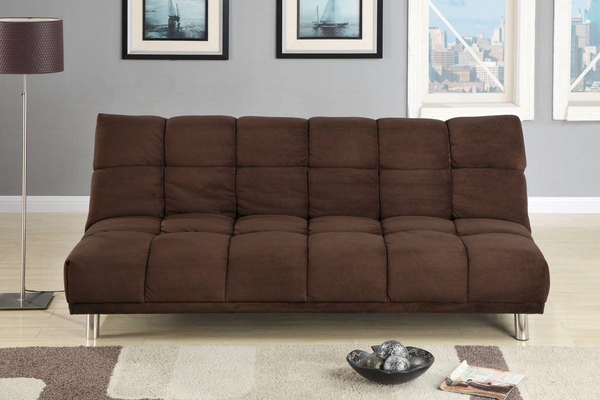 Poundex PDEX-F7217 Contemporary Decor Adjustable Sofa