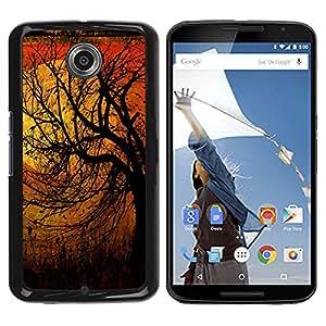 For Motorola NEXUS 6 / X / Moto X Pro Case , Nature Birds Spring Winter Autumn - Diseño Patrón Teléfono Caso Cubierta Case Bumper Duro Protección Case Cover Funda