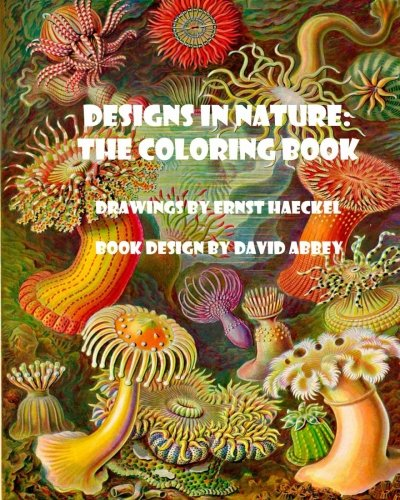 Download Designs in Nature: the coloring book book pdf   audio id