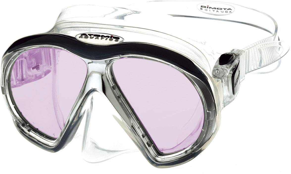 Atomic Aquatics Subframe ARC Scuba Mask - Clear