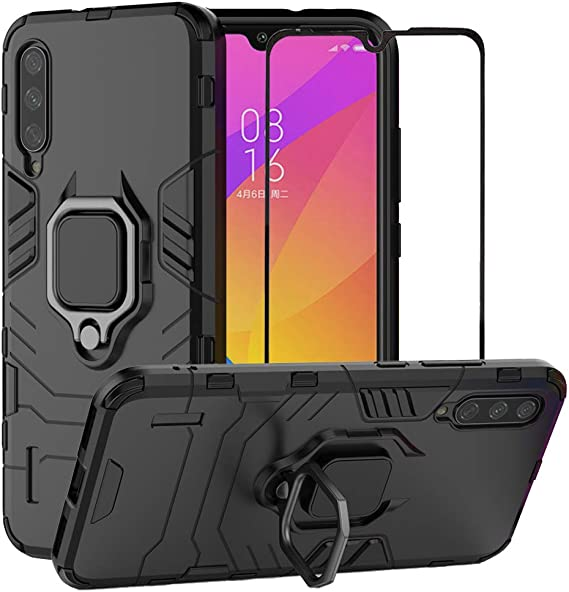Protector de Pantalla Screen Protector con garant/ía de reemplazo de por Vida para Cristal Templado Xiaomi Mi A3 Ferilinso Cristal Templado para Xiaomi Mi A3 Cristal Templado, 2 Pack