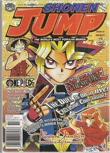 Shonen Jump The World S Most Popular Manga Volume 1 Issue 7 July