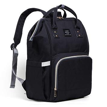 ec1ca73a93171 Tiscen Diaper Bag Backpack Baby Changing Bag Rucksack Multi-Function  Waterproof Travel Nappy Tote Bags