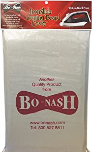 Bo Nash 19-Inch-by-59-Inch IronSlide 2000 Ironing Board Cover