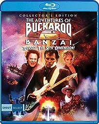 The Adventures Of Buckaroo Banzai Across The 8th Dimension [Collector\'s Edition] [Blu-ray]