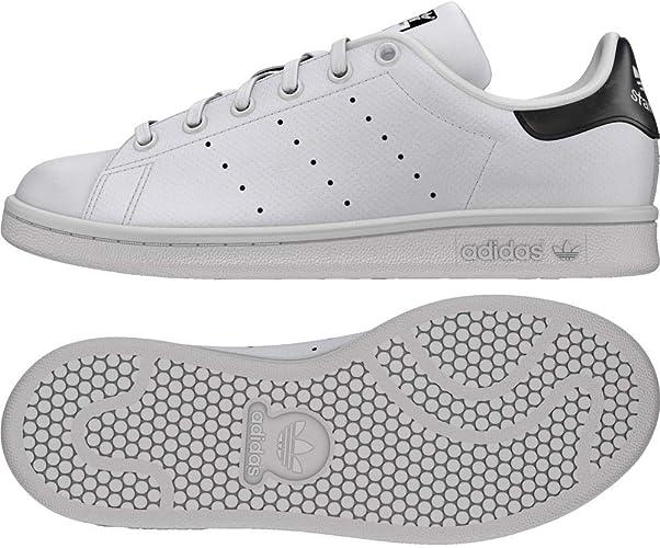 adidas Stan Smith JJ, Chaussures de Gymnastique Mixte Enfant