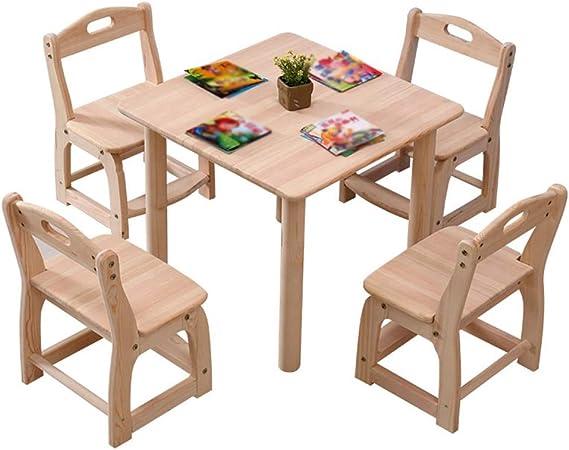 Folding table and chair Set per Tavolo E Sedie per Bambini