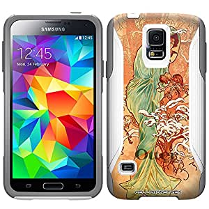 Otterbox Commuter Alfons Mucha Winter Case for Samsung Galaxy S5