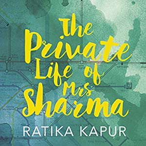 The Private Life of Mrs. Sharma Audiobook