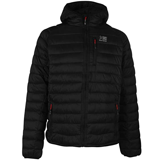 Karrimor Mens Hot Crag Insulated Jacket Black Red
