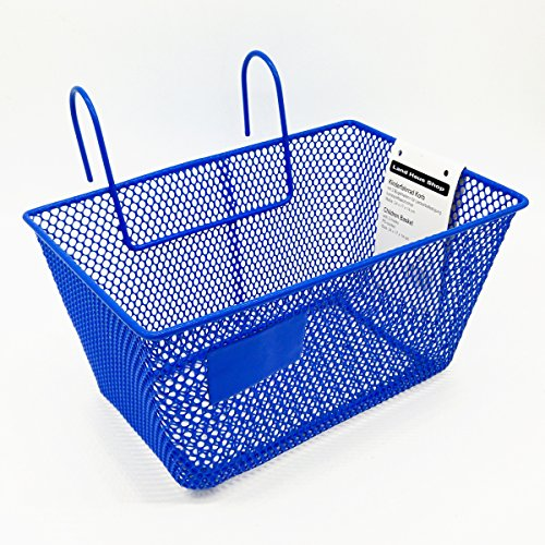 Land Haus Shop® Childrenu0027s Bicycle Basket, Metal Shopping Basket