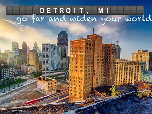 DIY Destinations - Detroit -