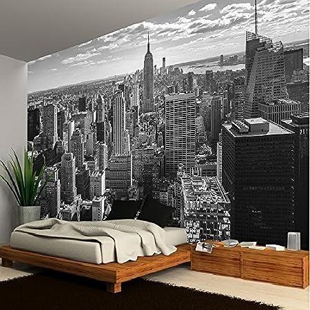 MANHATTAN SKYLINE Wall Mural Photo Wallpaper GIANT DECOR Paper Poster Free Paste