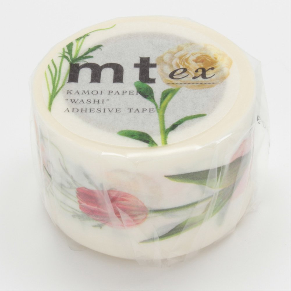 MT Masking Tape Ex Flower (MTEX1P60) MT Tape