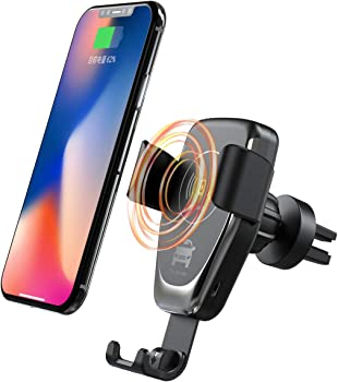 Ankce Car Air Vent Wireless Charger Mount