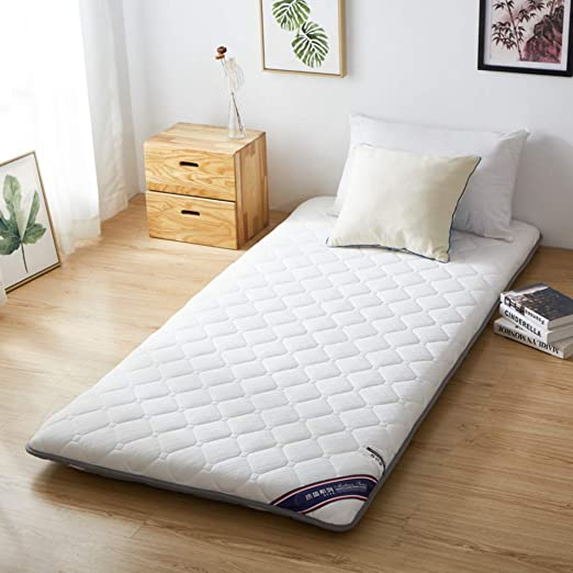 Respirable Cama colchón Sleeping pad, Acolchado Equipadas Colchón ...